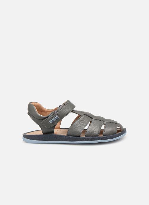 Sandales et nu-pieds Camper Bicho E Gris vue derrière