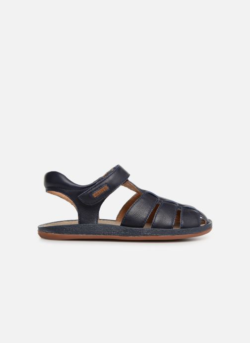 Sandales et nu-pieds Camper Bicho E Bleu vue derrière