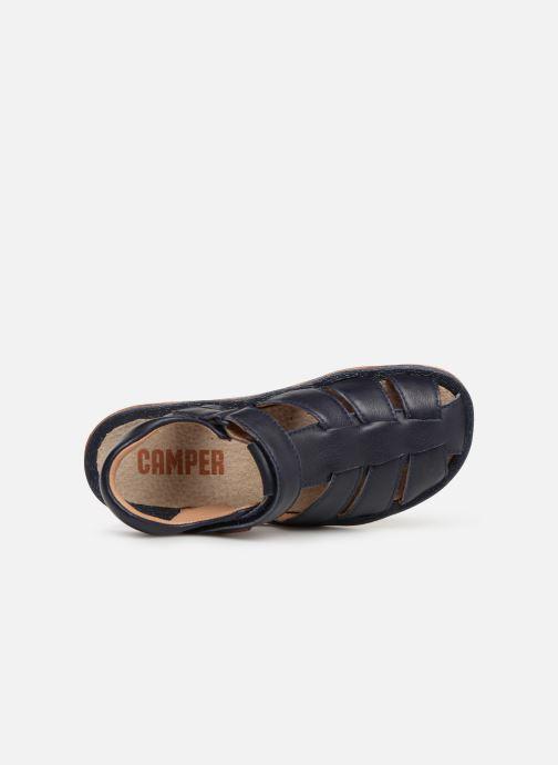 Sandales et nu-pieds Camper Bicho E Bleu vue gauche