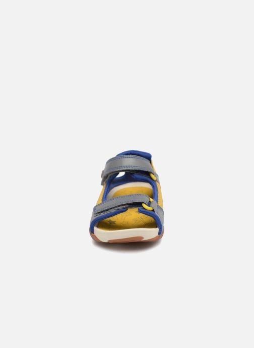 Sandals Camper Ous E Blue model view