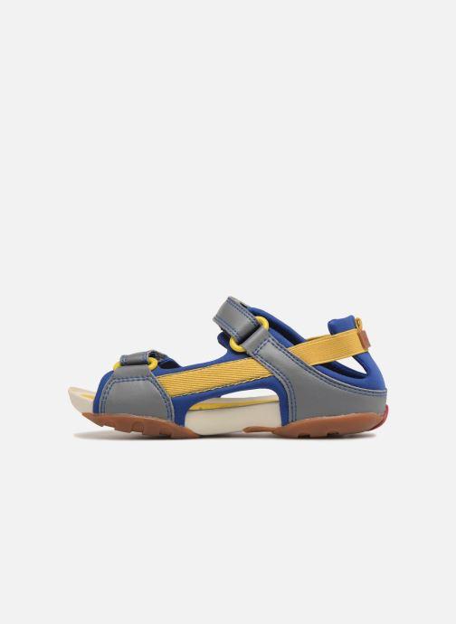Sandals Camper Ous E Blue front view