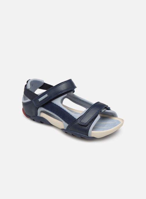 Sandalen Camper Ous E blau detaillierte ansicht/modell