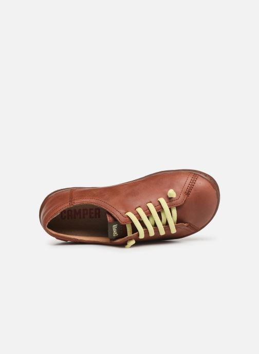 Sneakers Camper Peu Low Cami Bruin links
