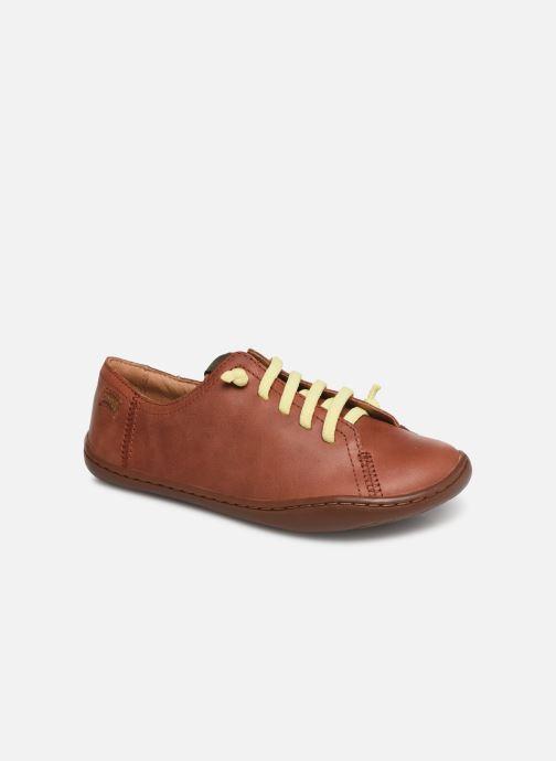 Sneakers Camper Peu Low Cami Bruin detail