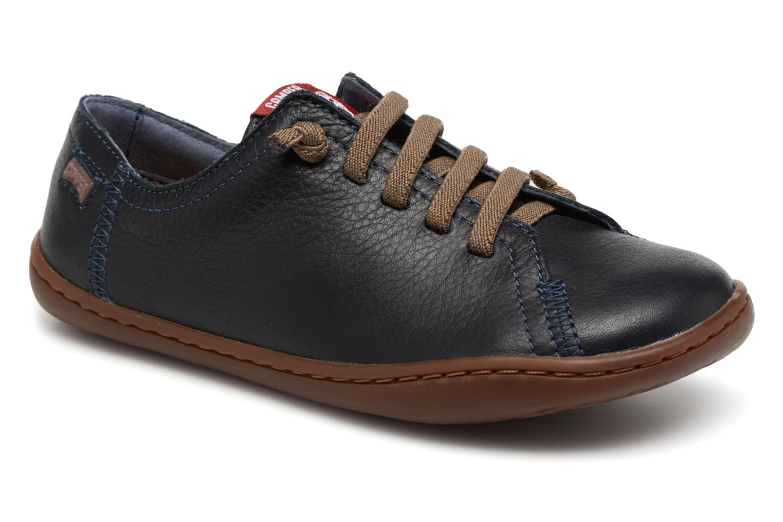 317263 Low Chez Sarenza Camper azzurro Cami Sneakers Peu np0aaFqW6
