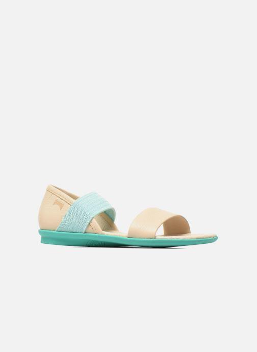 Sandalen Camper Pelotas Summer Wit achterkant