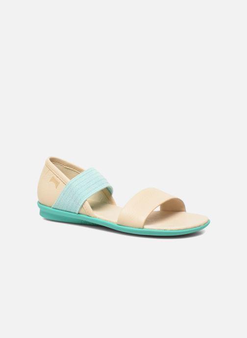 Sandali e scarpe aperte Camper Pelotas Summer Bianco vedi dettaglio/paio