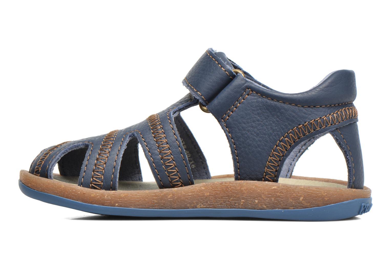 Sandales et nu-pieds Camper Bicho B Bleu vue face