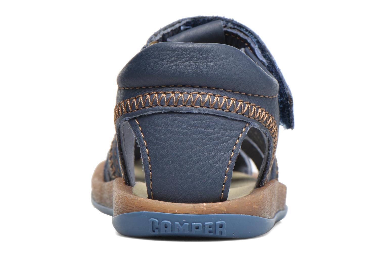 Sandales et nu-pieds Camper Bicho B Bleu vue droite