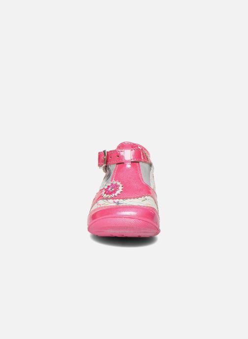 Bottines et boots GBB Milla Rose vue portées chaussures