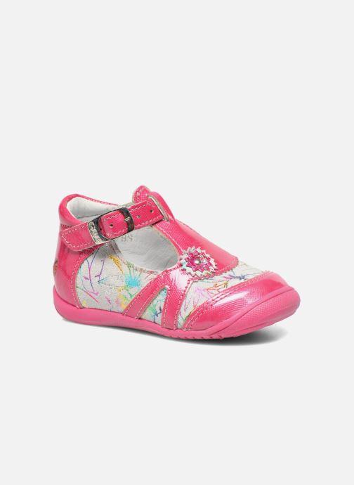 Stiefeletten & Boots GBB Milla rosa detaillierte ansicht/modell