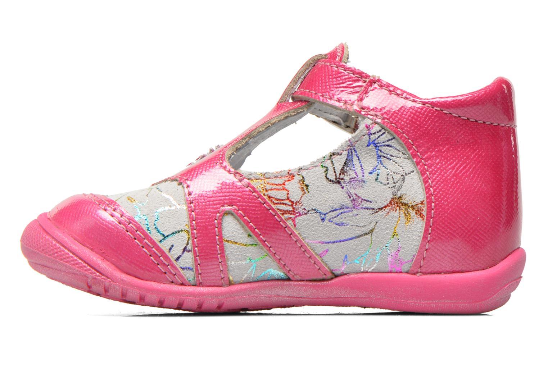 Bottines et boots GBB Milla Rose vue face