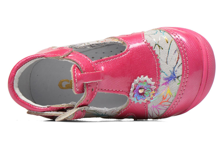 Bottines et boots GBB Milla Rose vue gauche
