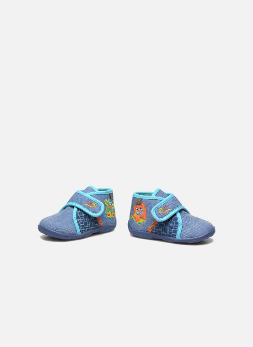 Pantoffels GBB Maverick Blauw 3/4'