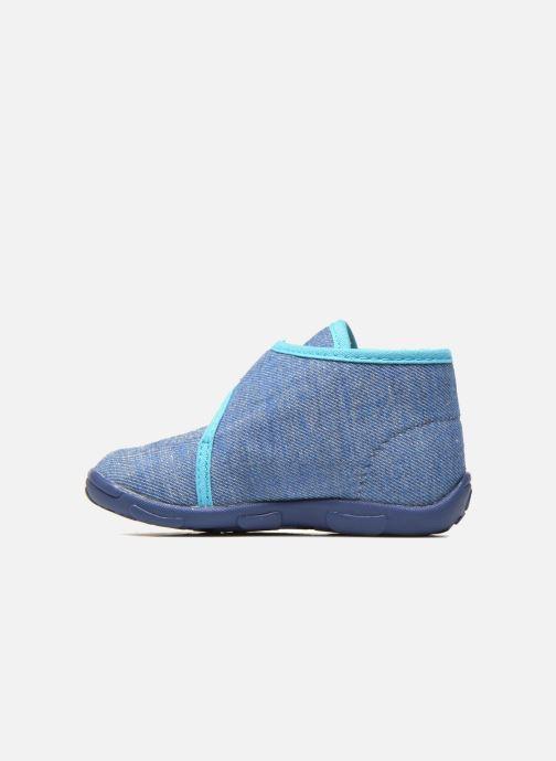 Pantoffels GBB Maverick Blauw voorkant