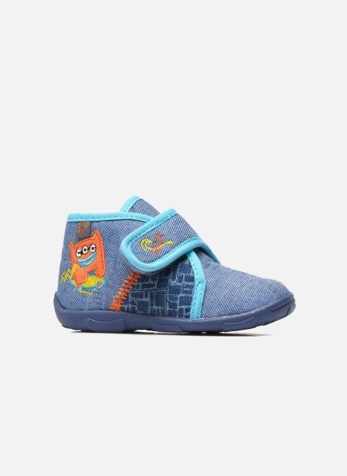 Pantoffels GBB Maverick Blauw achterkant