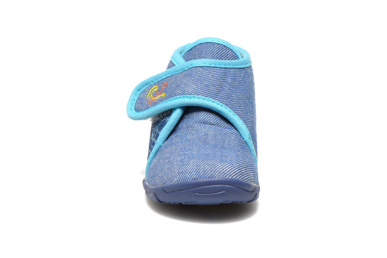 Slippers GBB Maverick Blue model view