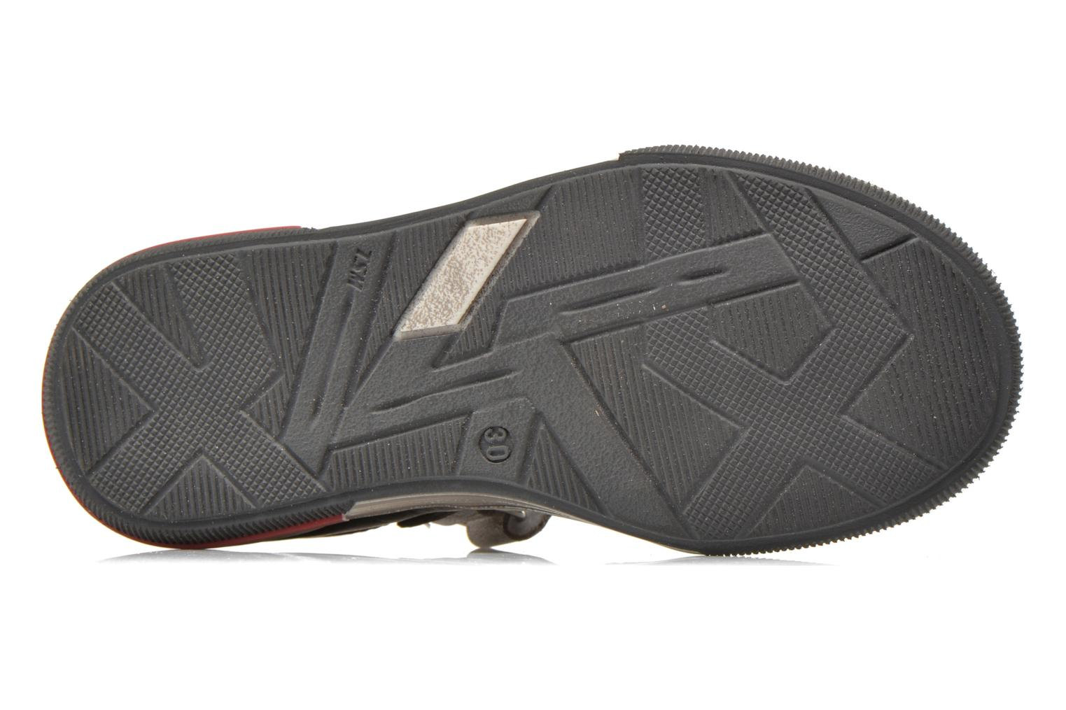 Velcro shoes GBB Medine Multicolor view from above