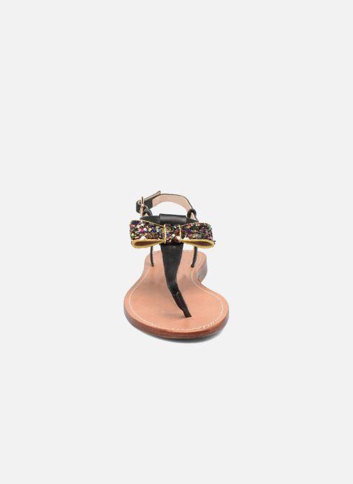 Sandales et nu-pieds Mellow Yellow Ballydolly Noir vue portées chaussures