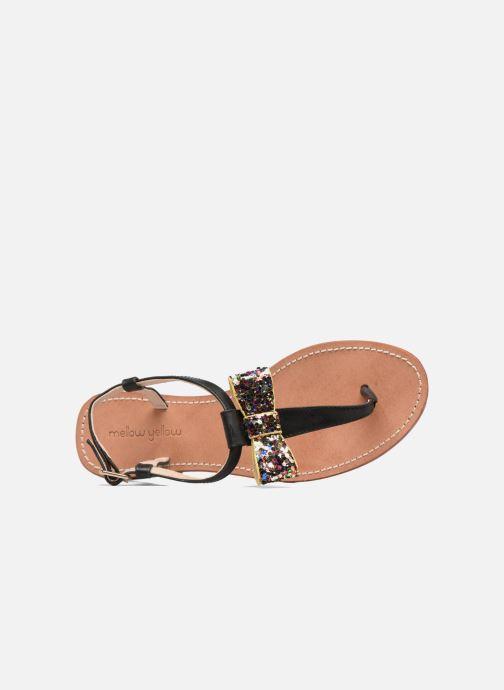 Sandales et nu-pieds Mellow Yellow Ballydolly Noir vue gauche