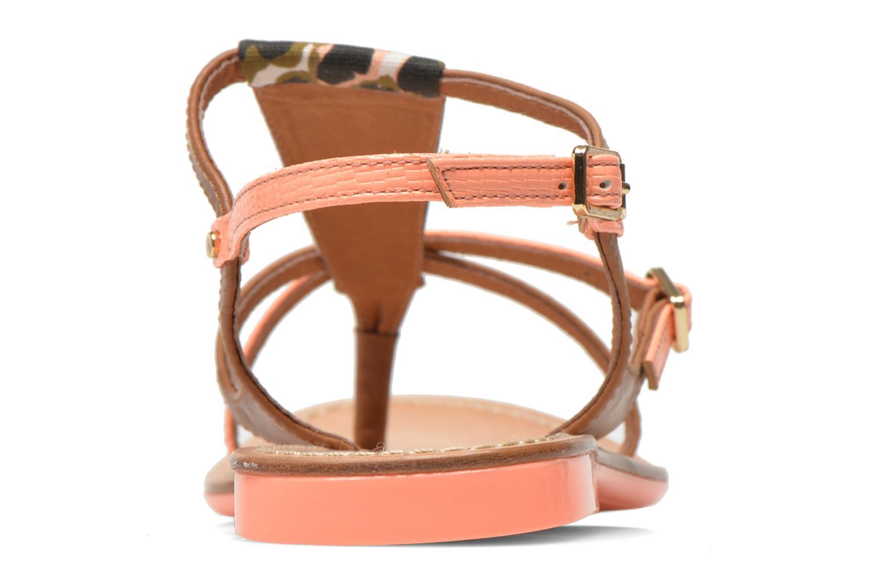 Sandales et nu-pieds Mellow Yellow Vaness Orange vue droite