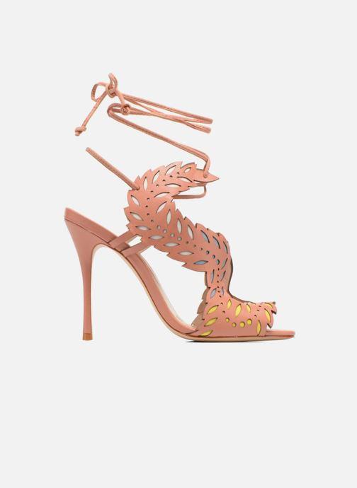 Sandales et nu-pieds COSMOPARIS Alanne Rose vue derrière
