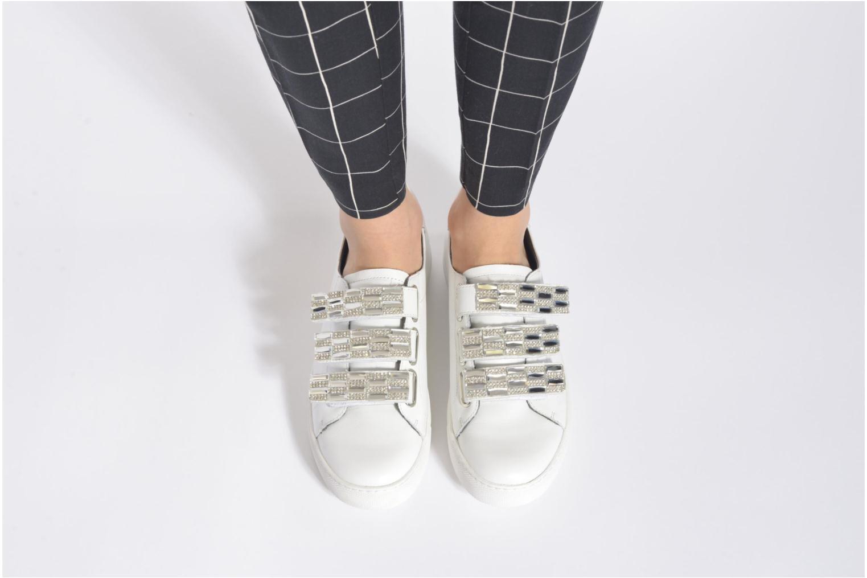 Sneakers COSMOPARIS Emi Hvid se forneden