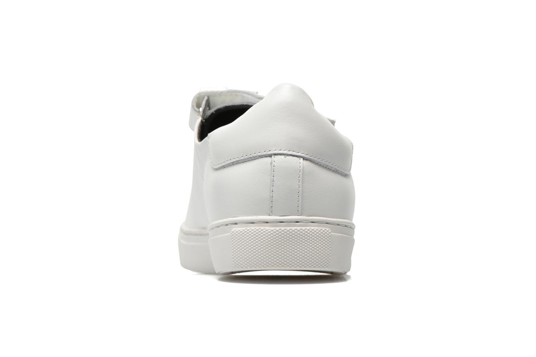 Sneakers COSMOPARIS Emi Hvid Se fra højre