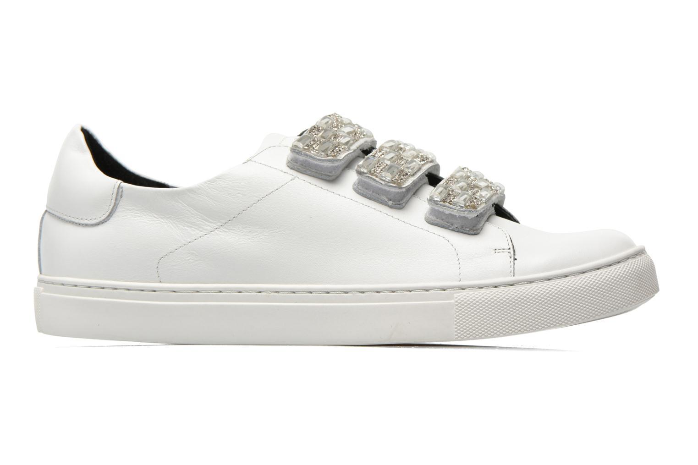 Sneakers COSMOPARIS Emi Hvid se bagfra
