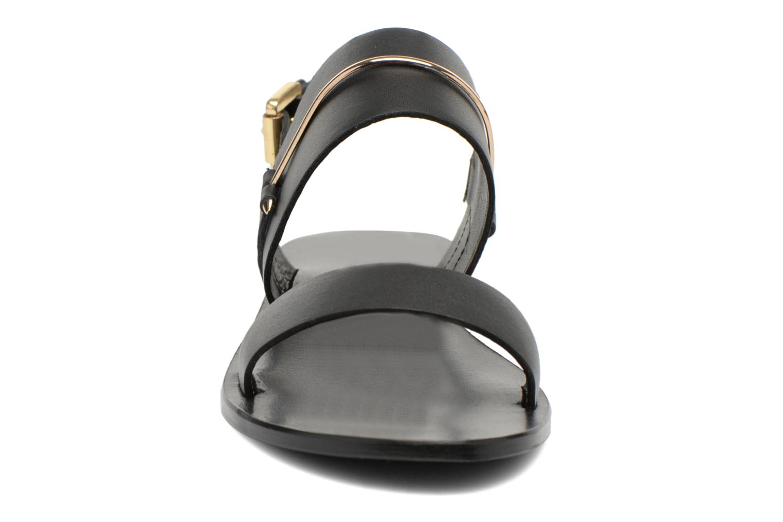 Sandales et nu-pieds COSMOPARIS Kadoa Noir vue portées chaussures
