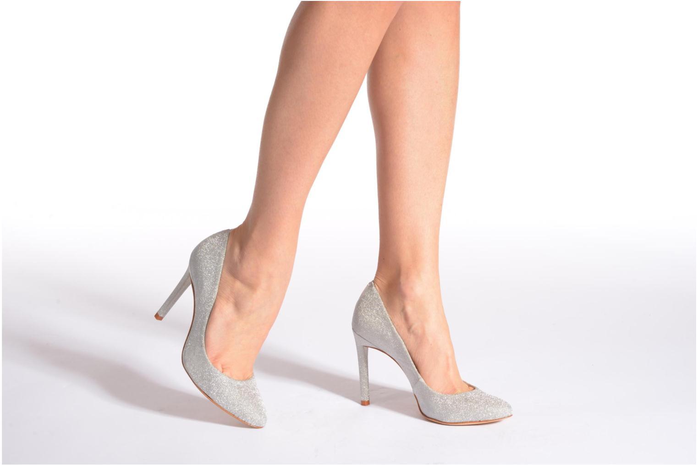 Zapatos de tacón COSMOPARIS Adora Plateado vista de abajo