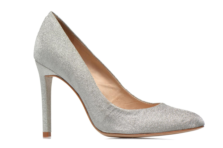 Zapatos de tacón COSMOPARIS Adora Plateado vistra trasera