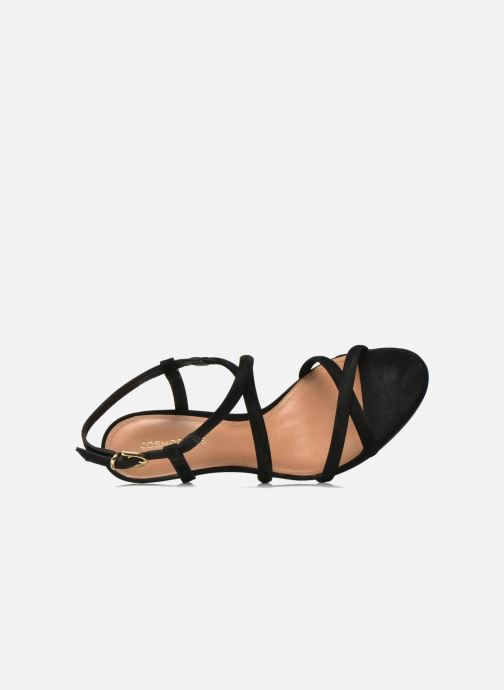 COSMOPARIS Adalina vel (schwarz) - Sandalen bei Más cómodo cómodo cómodo 4686a6