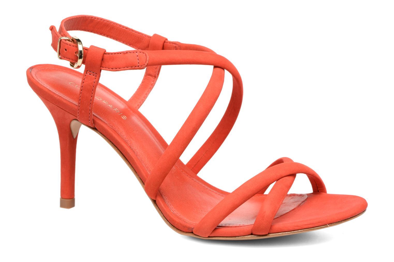 Sandales et nu-pieds COSMOPARIS Adalina/vel Rouge vue détail/paire