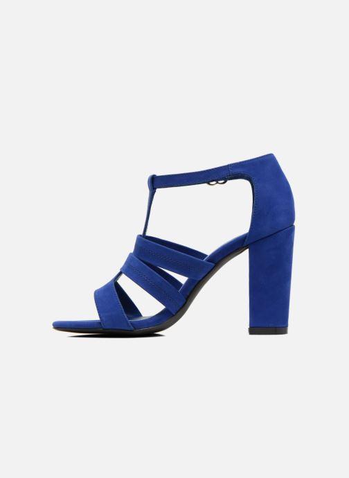 Sandali e scarpe aperte COSMOPARIS Simia/nub Azzurro immagine frontale