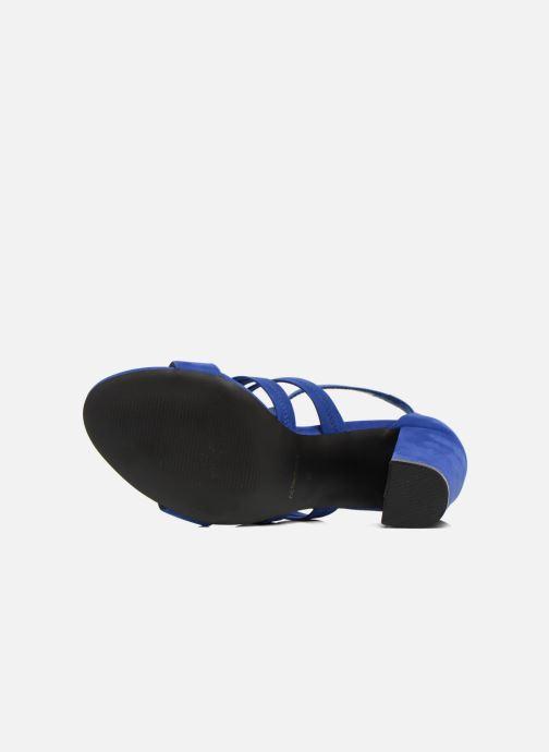 Sandali e scarpe aperte COSMOPARIS Simia/nub Azzurro immagine dall'alto