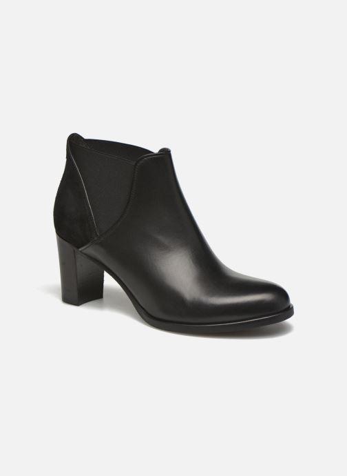 56678f67679242 COSMOPARIS Bamia/bi (Noir) - Bottines et boots chez Sarenza (266355)