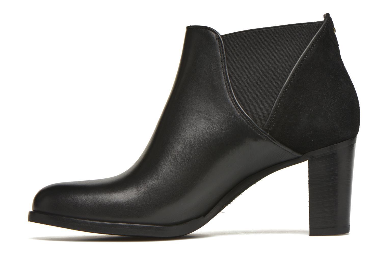 Bottines et boots COSMOPARIS Bamia/bi Noir vue face