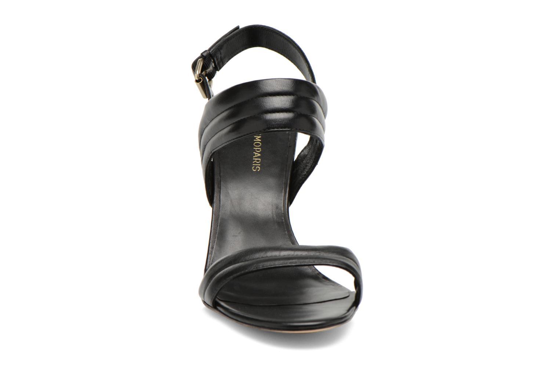 Sandals COSMOPARIS Pipa Black model view