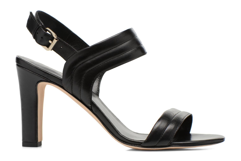 Sandals COSMOPARIS Pipa Black back view