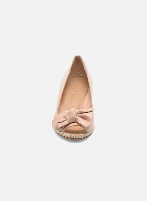 Escarpins COSMOPARIS Moana Rose vue portées chaussures