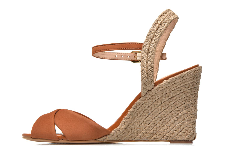 Sandales et nu-pieds COSMOPARIS Jobi/nub Marron vue face