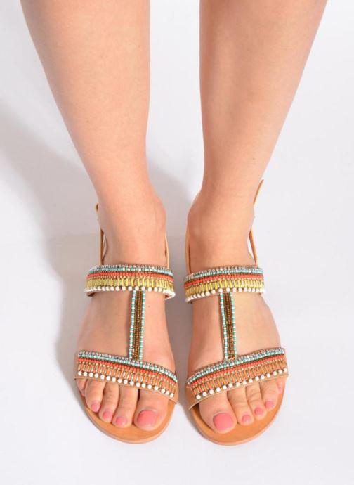 Sandali e scarpe aperte COSMOPARIS Ibane Multicolore immagine dal basso