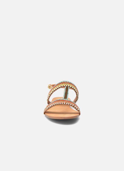 Sandali e scarpe aperte COSMOPARIS Ibane Multicolore modello indossato