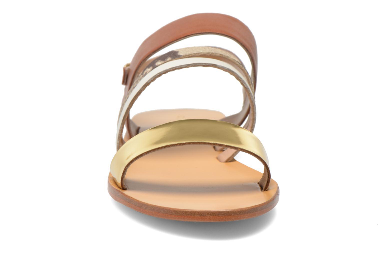 Sandals COSMOPARIS Lanea/bi Multicolor model view