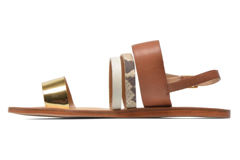 Sandals COSMOPARIS Lanea/bi Multicolor front view