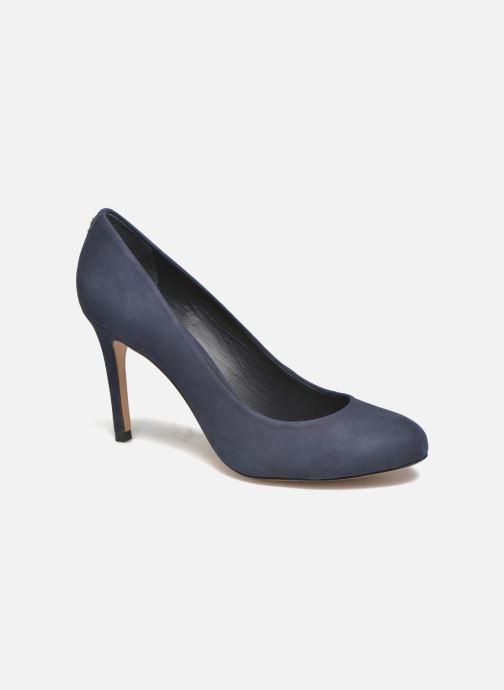 Zapatos de tacón COSMOPARIS Jelissa nub Azul vista de detalle / par