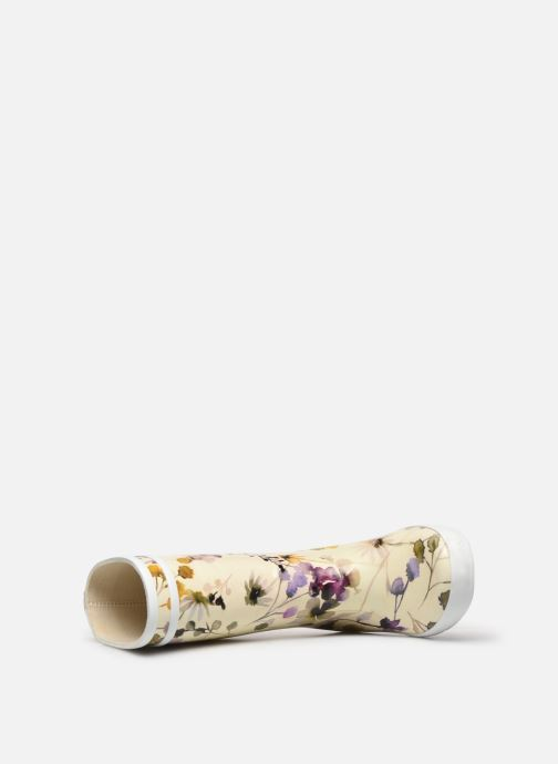 Bottes Aigle Lolly Pop Kid Multicolore vue gauche