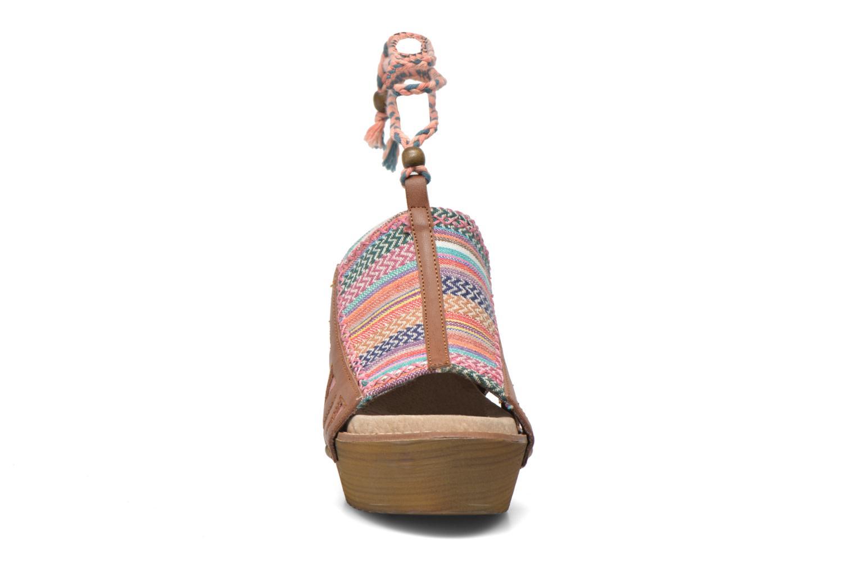 Clogs & Pantoletten Coolway Cinnamon mehrfarbig schuhe getragen