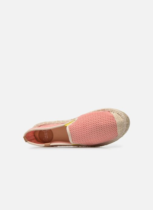 Espadrilles Coolway Jaipur Pink view from the left